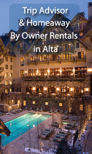 Alta By owner rentals